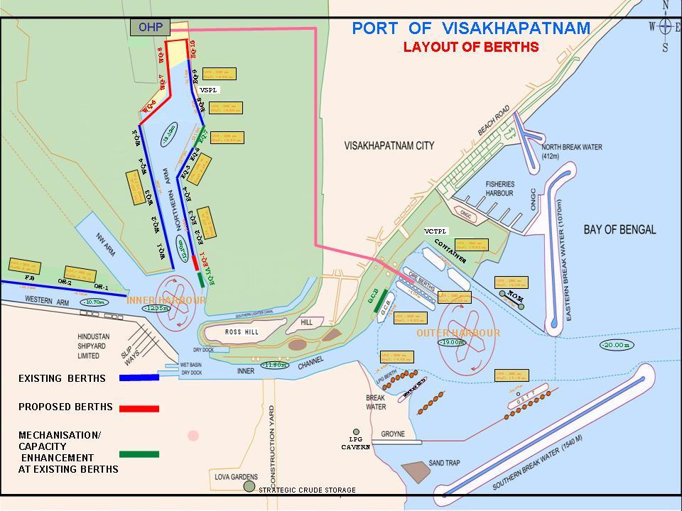 visakhapatnam tanker port
